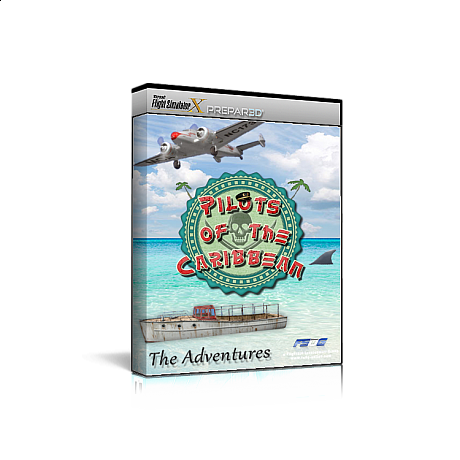 Pilots of the Caribbean - The Adventures