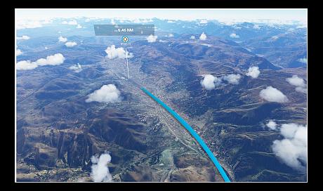 Cusco Landing Challenge (FS2020)